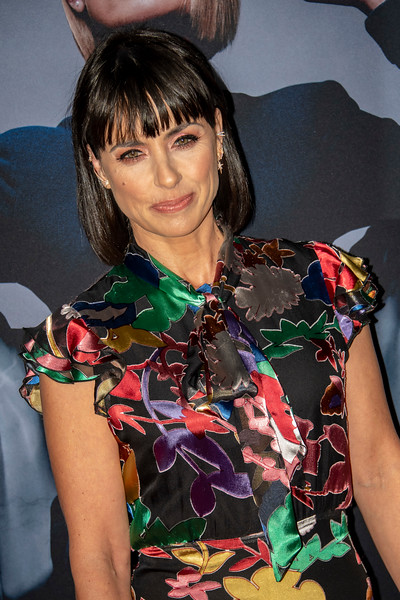 LOS ANGELES, CA - OCTOBER 22: Constance Zimmer attends the Los Angeles premiere screening of Netflix's 'House Of Cards' Season 6 held at DGA Theater on Monday October 22, 2018 in Los Angeles, California. (Photo by Tom Sorensen/Moovieboy Pictures)