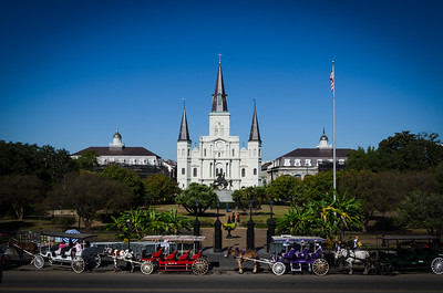 Travelling America - New Orleans