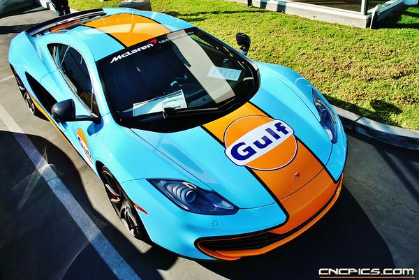 Lamborghini Newport Beach Cars & Coffee Jan