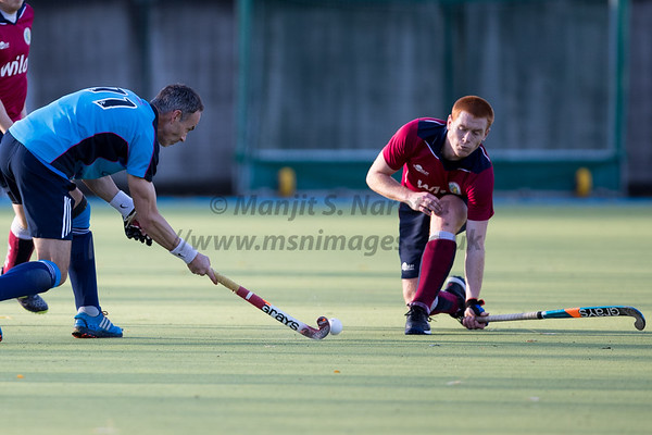 Olton Mens 1st XI vs Isca Mens 1st XI 11th Nov 2018
