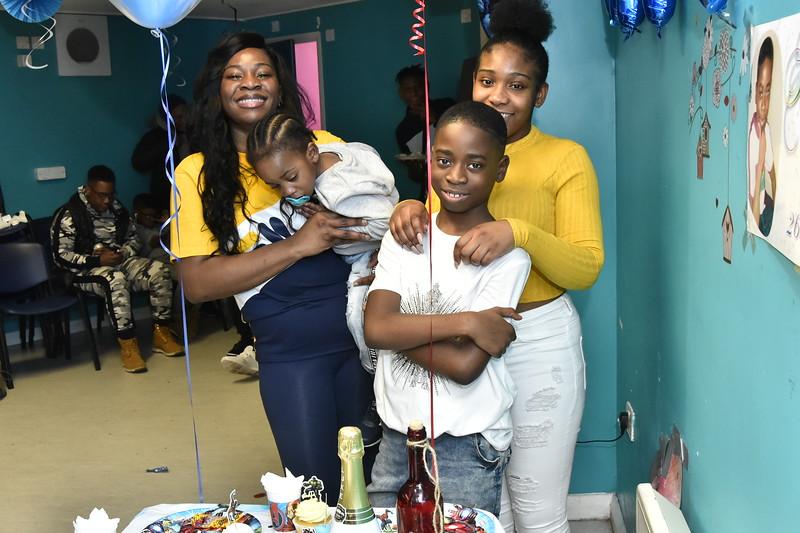 Tyrell's 10th Birthday