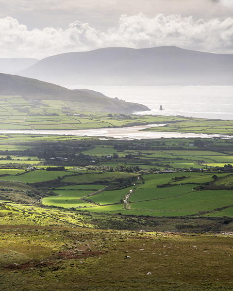 An Searrach stack and Dingle Bay