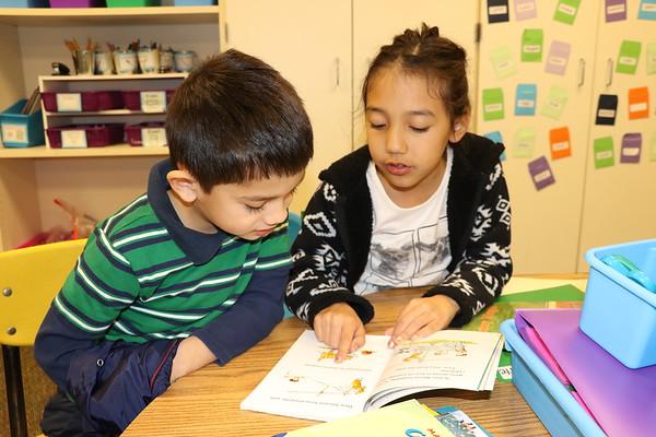 Literacy at Terrace Elementary