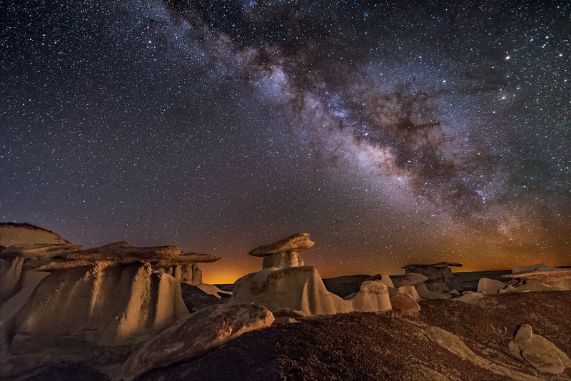 Valley of Dreams Hoodoos