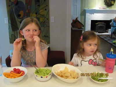 Lila Birthday--Durham 09-25-2011