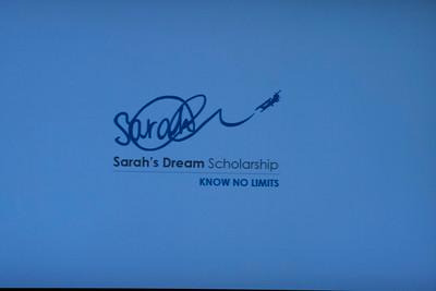 20160908 Sarah Liu Scholarship Event