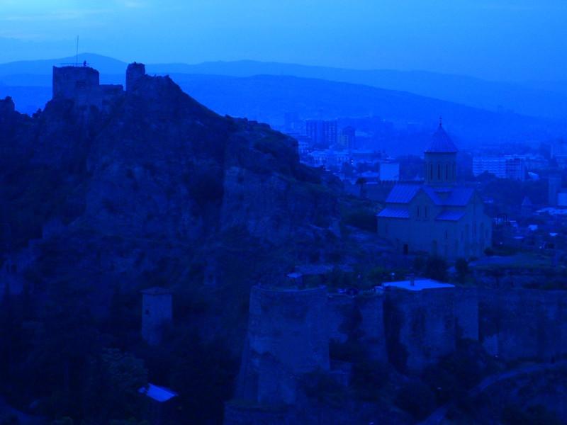 Narikala Fortress - Tbilisi, Georgia