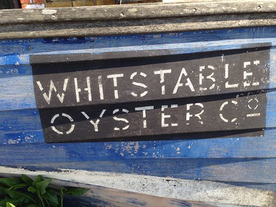 Whitstable Oysters 19APR