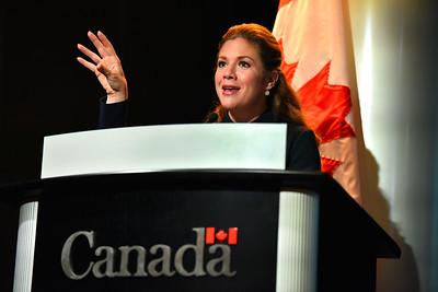 Madam Trudeau for katherine