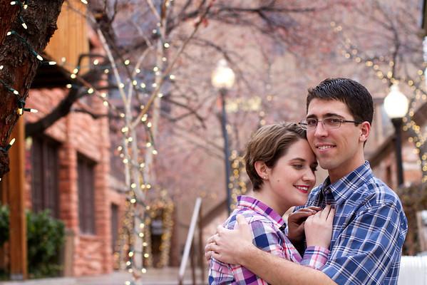Matthew & Christen's Engagements