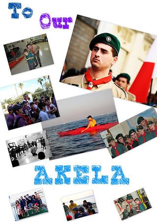 Akela Claude's Farewell Meeting - 29th Sept