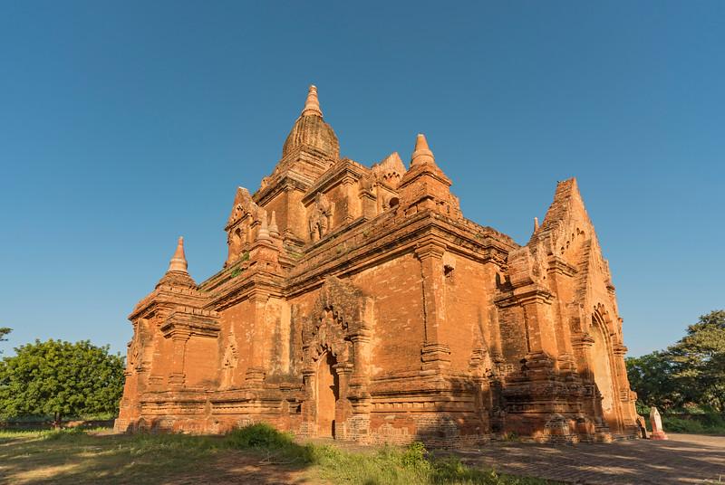 Ywa Haung Gyi Pagoda, Bagan
