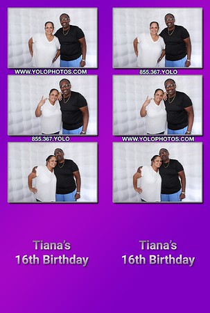 Tiana's 16th Birthday