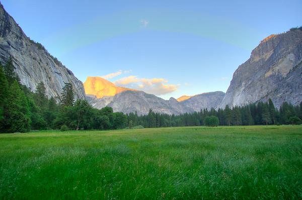 Yosemite June 2009