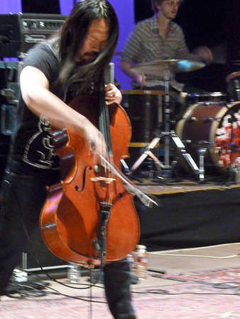 Avett Brothers - Red Rocks 6-29-12