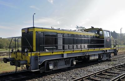CFV3V, Belgium, 2011: Diesels