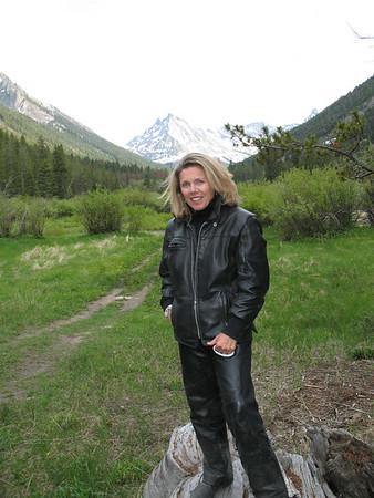 Trail Creek Summit with Janit