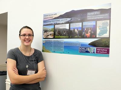 Summer Internships Poster Session 9-24-18