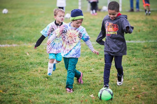 Bryant Soccer 2019