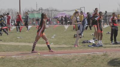 Stivers Dayton Track 2013