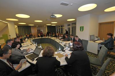 1. konstitutivna seja, Ivančna Gorica, 10. november 2010