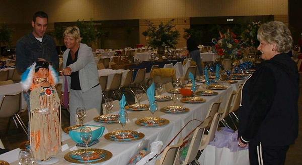 2004 - Krewe of Centaur Mardi Gras Grand Bal