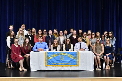 NHS Induction Ceremony 2019