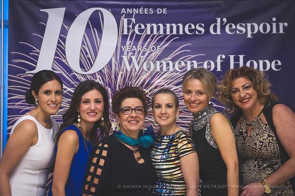 Women of Hope Gala 2017
