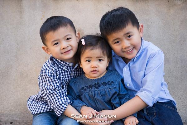 Connie Su Family 2017
