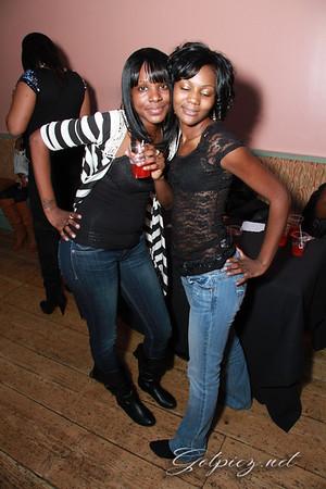 Sagittarius party Dec 12-19 2010