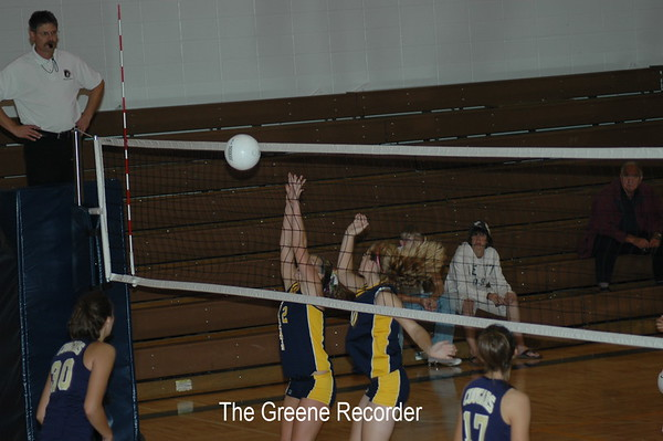 JV A and B Volleyball vs CC and SF