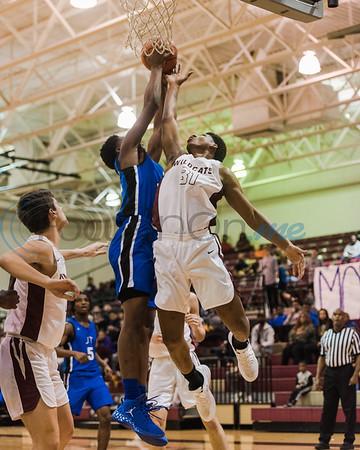 Whitehouse High School v. John Tyler High School Boys Basketball by Cara Campbell