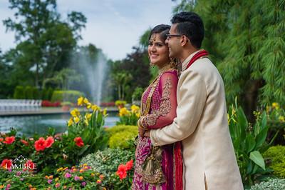 Amir Hiba wedding