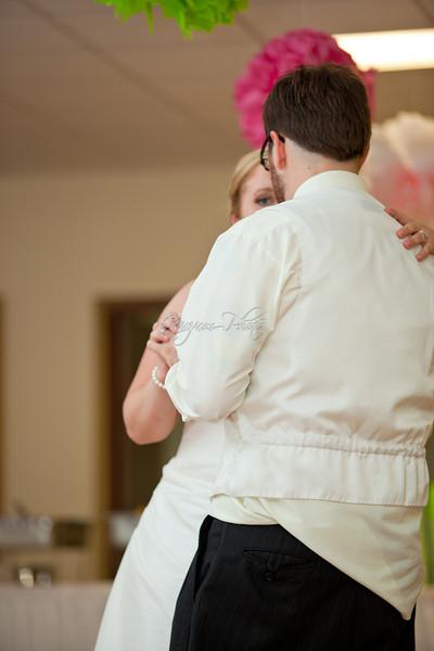 First Dance - Sarah and Erik