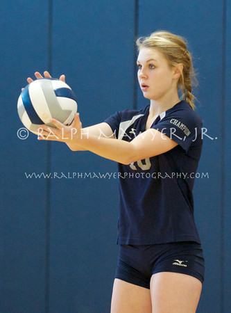 Volleyball - Boerne-Champion vs Uvalde (JV) (2011)