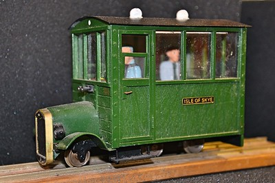 Railcars 32mm