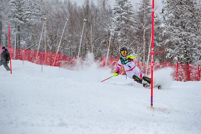 2018-03-09 Slalom Girls Run #1
