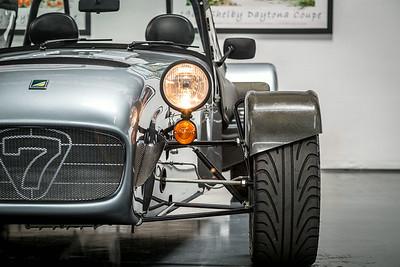 Caterham Super Seven CSR 260