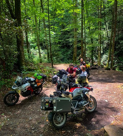 Tellico Ride 6/23-24/2019