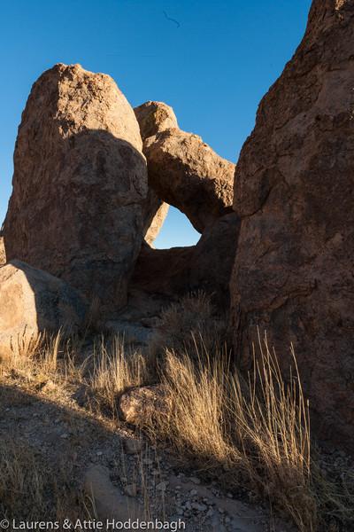City of Rocks State Park, NM, USA