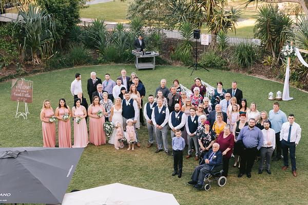 Lucinda&Allan: Group photos