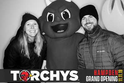 TORCHY'S TACOS Hampden Grand Opening | 11.11.19