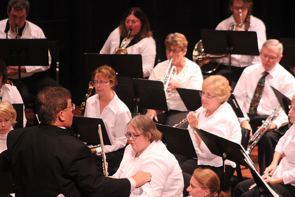 Chorus and Concert Band