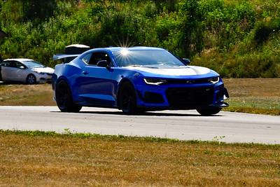 2020 SCCA July TNiA Pitt Race Interm Blu Camaro Wing