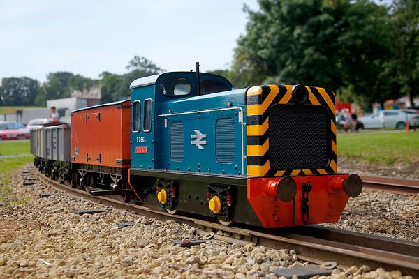 Thornes Park Railway Gala - August 2019