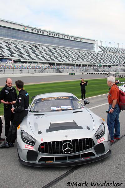 GS-Winward Racing / HTP Motorsport Mercedes-AMG
