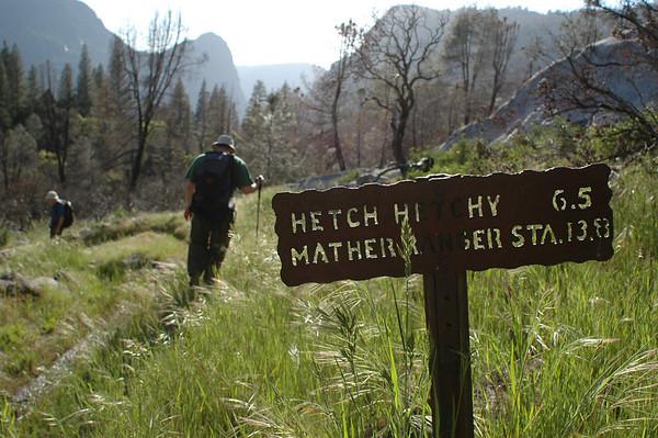 Hetch Hetchy and Yosemete