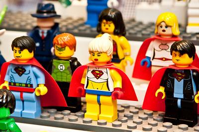 "Lego ""Minifigure Customs"" by Paul Duchemin"