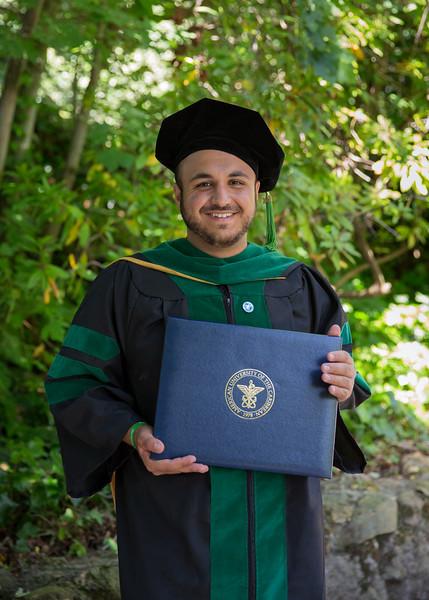 Andy Graduation Photos