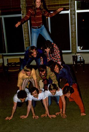 U of M Eaton House 1972-1973